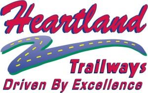 Heartland Trailways Logo - Large