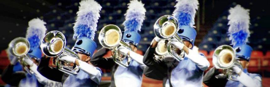 Blue Knights Hornline