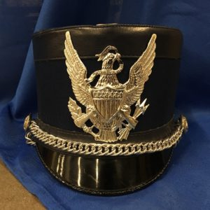 Click to Buy a Blue Knights Shako!