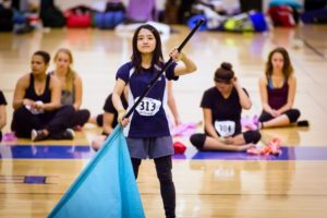 BKX17 Color Guard Audition Xperience