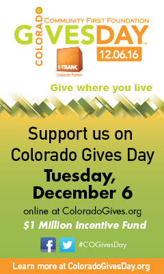 Schedule Your Colorado Gives Day Donation Now!