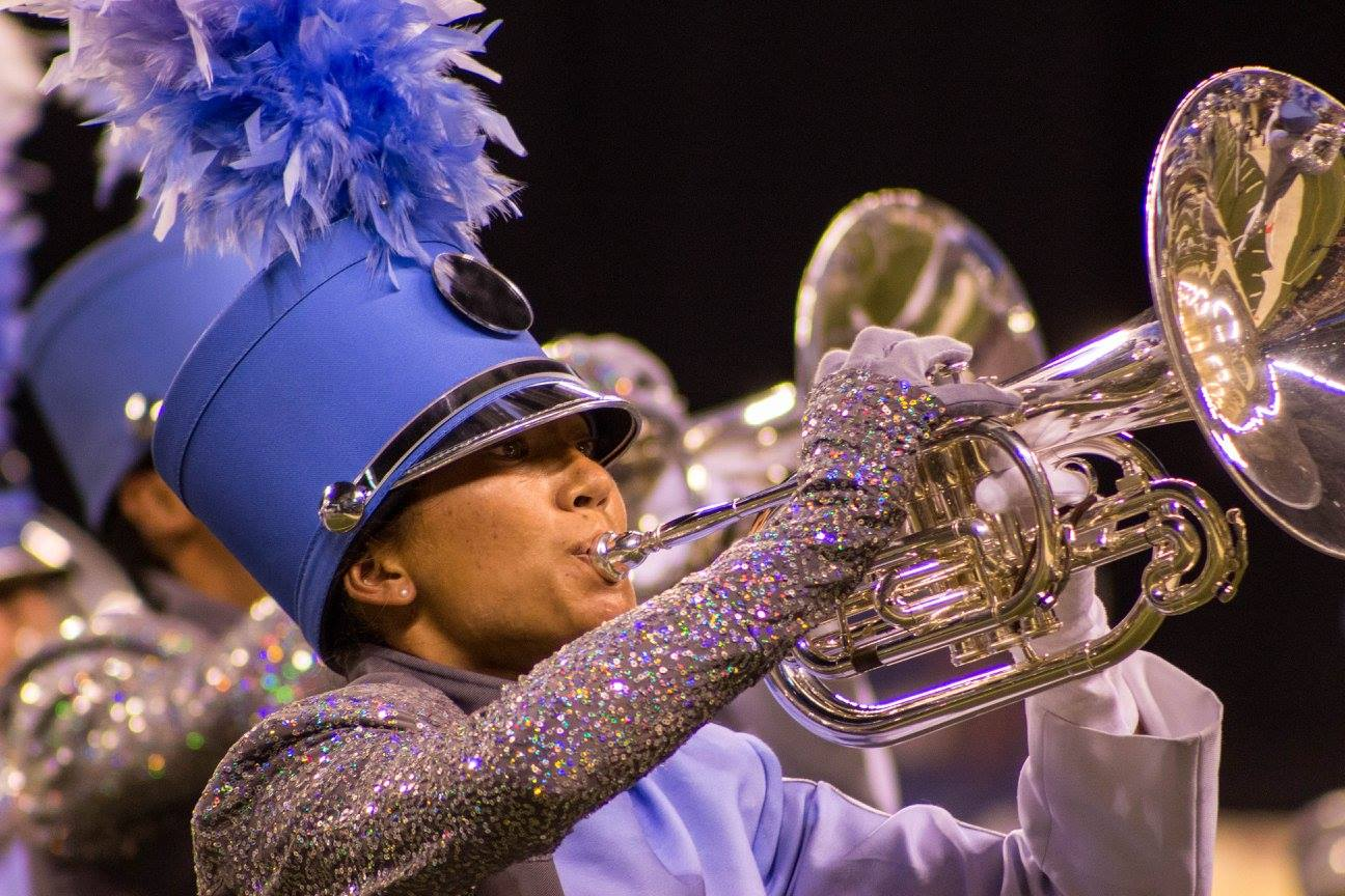 Blue Knights Announce 2017 Brass Staff Ascend Performing