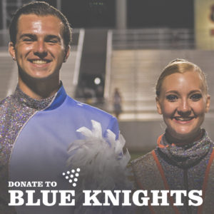 Click to Donate to the Blue Knights!
